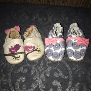 Robeez Soft Baby Shoes